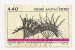 Sellos de Asia - Israel -  Juegos Olímpicos, Montreal 1976