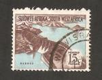 Stamps Africa - Namibia -  embalse de hardap