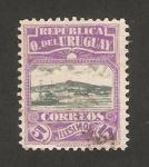 Stamps America - Uruguay -  monte Cerro de Montevideo