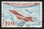 Sellos de Europa - Francia -  Mistere IV