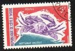 Stamps Africa - Ivory Coast -  Neptunus Validus