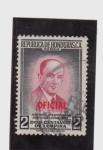 Stamps of the world : Honduras :  julio lozano diaz