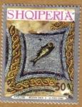 Stamps : Europe : Albania :  Arte arquitectura
