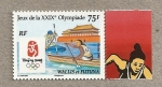 Stamps Oceania - Wallis and Futuna -  XXIX Olimpiada