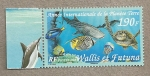 Stamps Oceania - Wallis and Futuna -  Año Internacional Planeta Tierra