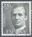 Stamps Spain -  2606  S.M.D. Juan Carlos I.
