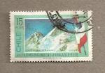 Stamps Chile -  Adinismo chileno en el Himalaya