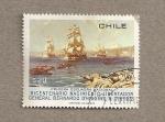 Stamps Chile -  200 Aniv. del nacimiento de Bernardo O'Higgins