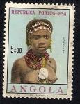 Sellos del Mundo : Africa : Angola : Republica portuguesa