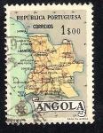 Stamps Africa - Angola -  Republica portuguesa