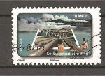 Stamps France -  Conservacion del Medio Ambiente.