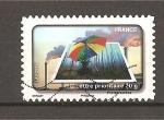 Sellos de Europa - Francia -  Conservacion del Medio Ambiente.