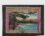 Stamps Honduras -  año de la soberania nacional