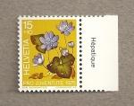Stamps Switzerland -  Hepática