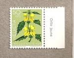 Stamps Switzerland -  Ortiga amarilla