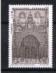 Sellos de Europa - España -  Edifil  3771  Iglesia de Santa María la Real. Aranda de Duero ( Burgos )