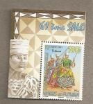 Stamps Oceania - Wallis and Futuna -  Danzas tradicionales