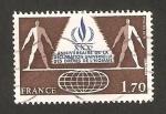 Stamps France -  30 anivº de la declaración universal de los derechos humanos