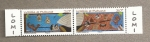 Stamps Oceania - Wallis and Futuna -  Lomi