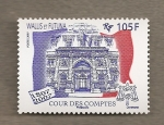 Stamps Oceania - Wallis and Futuna -  Tribunal de Cuentas