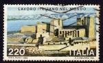 Sellos de Europa - Italia -  El trabajo italiano en el mundo