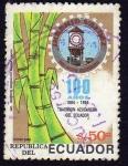 Stamps America - Ecuador -  Ingenio Valdez