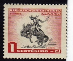 Stamps Uruguay -  Doma