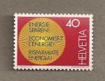 Stamps Switzerland -  Ecomizar energía