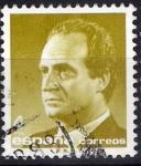 Stamps Spain -  2831  S. M. D. Juan Carlos I