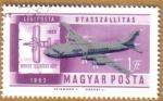 Stamps Hungary -  Aviacion