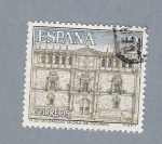 Sellos de Europa - España -  Universidad de Alcala de Henares (repetido)