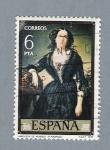 Sellos de Europa - Espa�a -  Marquesa de Montelo (repetido)