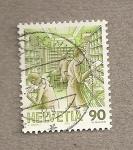 Stamps Switzerland -  Apartado de correos
