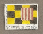 Stamps France -  Sean Scully Irlanda