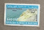Sellos del Mundo : Africa : Mauritania : Paisajes Oceano