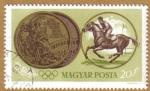 Stamps Hungary -  Juegos Olimpicos Tokyo 1964