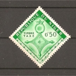 Stamps Africa - Nigeria -  Tasa.