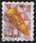 Stamps Brazil -  Alabaque
