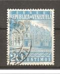 Stamps Venezuela -  Oficina de Correos de Caracas.