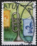 Stamps Brazil -  Trompeta