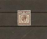 Stamps Europe - United Kingdom -  Jorge V / Noveno Congreso UPU en Londres