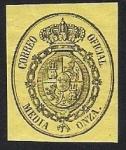 Stamps Europe - Spain -  Edifil 35