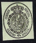 Stamps Europe - Spain -  Edifil 37
