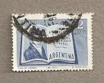Sellos de America - Argentina -  Mariano Moreno, escritor