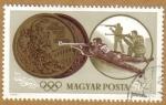 Sellos de Europa - Hungría -  Juegos Olimpicos Tokyo 1964