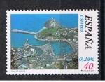 Sellos del Mundo : Europa : España : Edifil  3800  Villa de Luarca.
