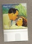 Stamps Germany -  Paul Klinger