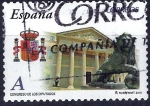 Stamps Spain -  Congreso de los Diputados.