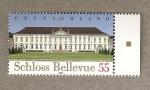 Sellos de Europa - Alemania -  Palacio Bellevue