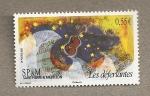 Stamps America - San Pierre & Miquelon -  Las rompedoras